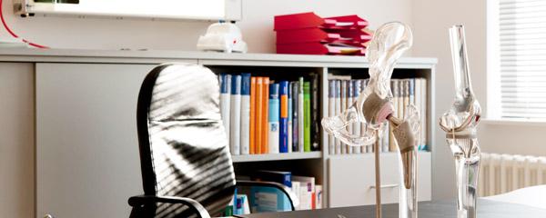 Totalendoprothese des Hüftgelenks – minimalinvasiv ventral